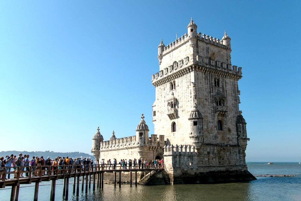 Torre de Belém Lisbon Portugal - Reiseblogs
