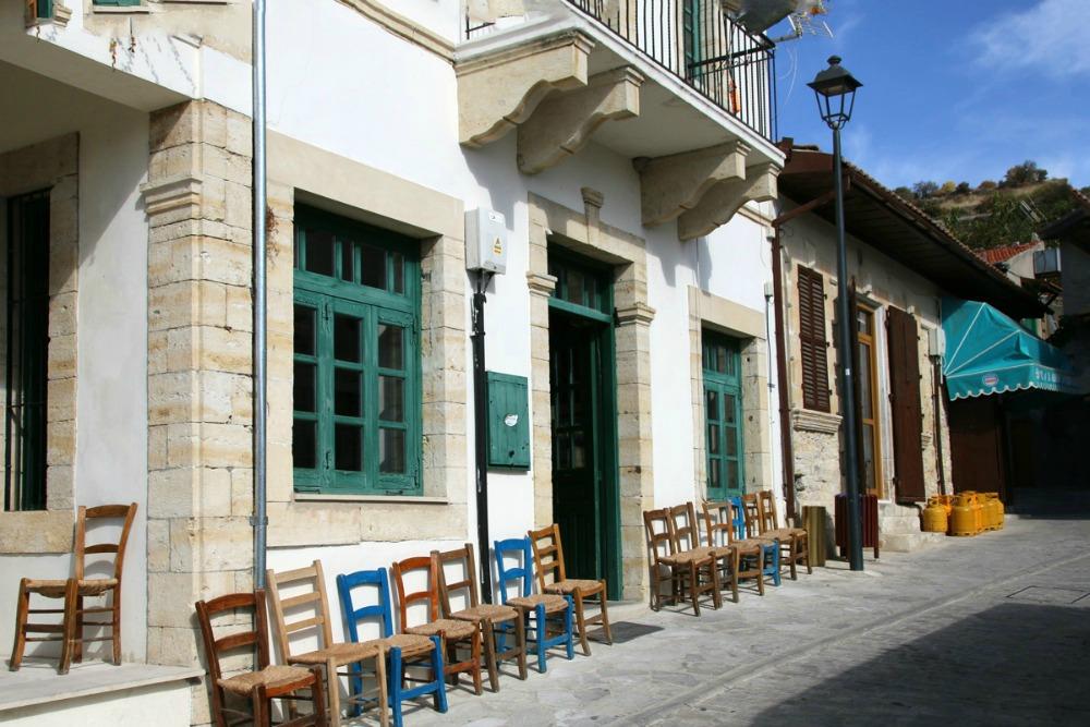 Zypern Cafe Neon