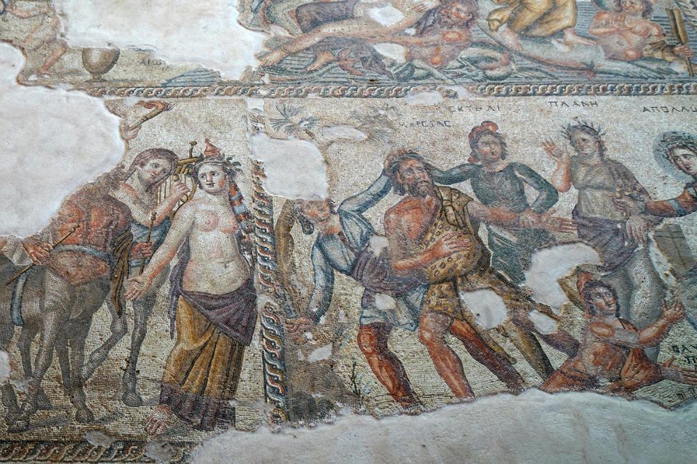 Zypern Mosaike