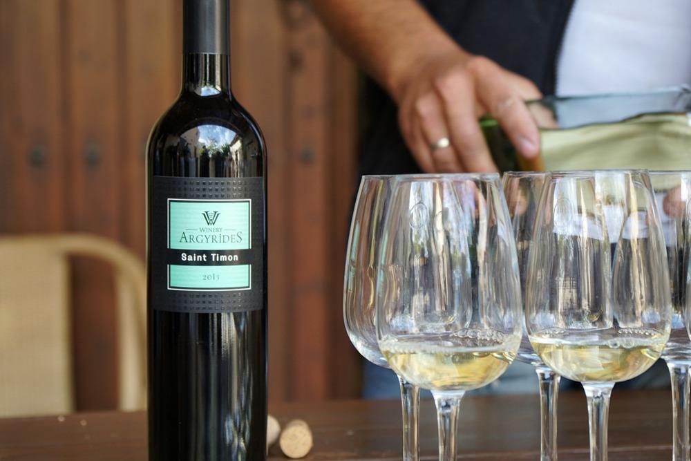 Zypern Weinprobe