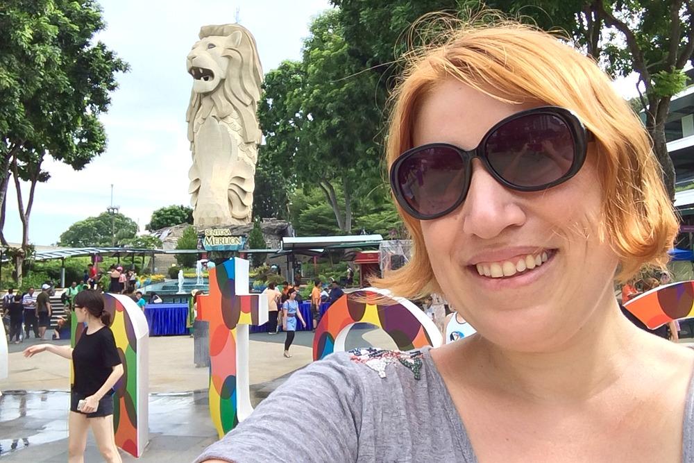 1 Reiseblogger Anja Beckmann Singapur