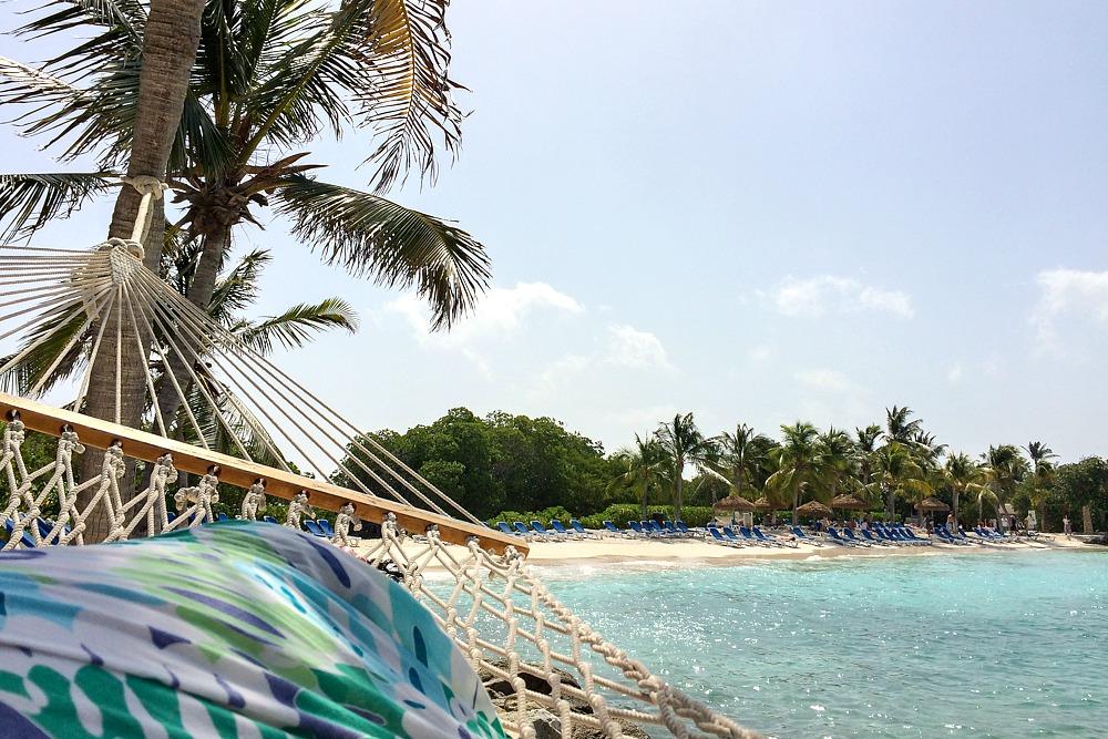 1 Renaissance Private Island Aruba Caribbean