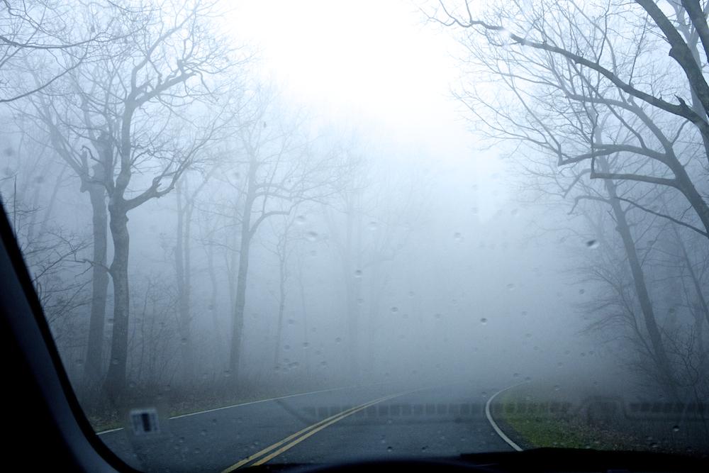 13. USA Virginia Shenandoah National Park Skyline Drive