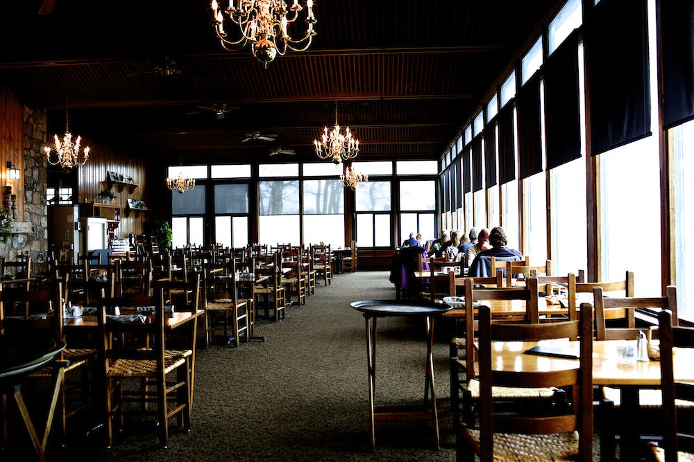 15. USA Virginia Shenandoah National Park Skyland Lodge