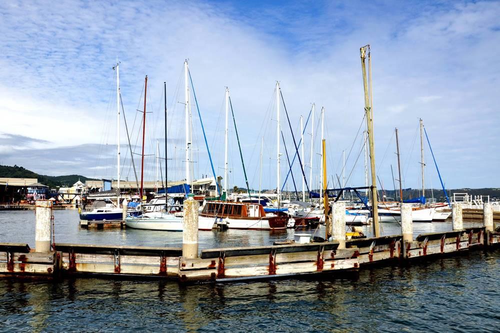 Knysna Yachthafen