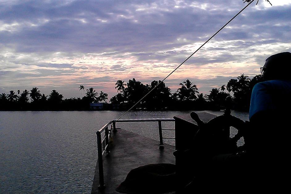 2 Kerala Indien Backwaters Reiseblog
