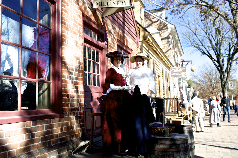 2. USA Virginia Colonial Williamsburg Museum_2