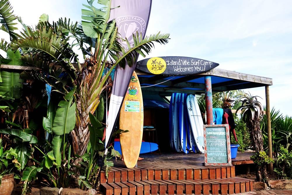 Jeffreys Bay Surfen