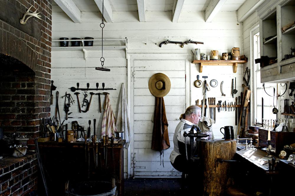 4. USA Virginia Colonial Williamsburg Museum_1