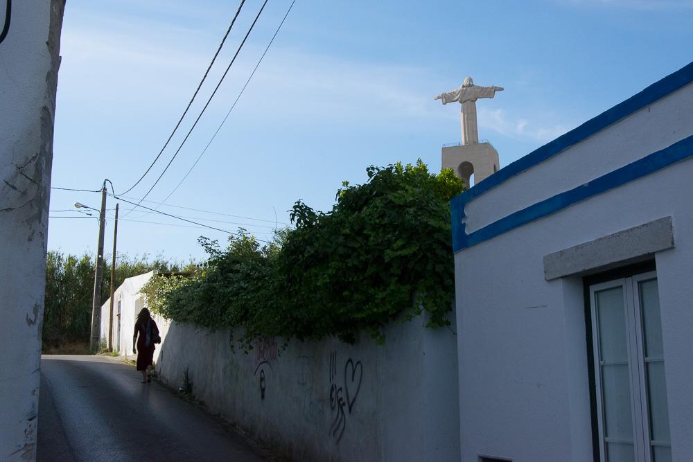40 Portugal Lissabon Cristo Rei Ariane Bille