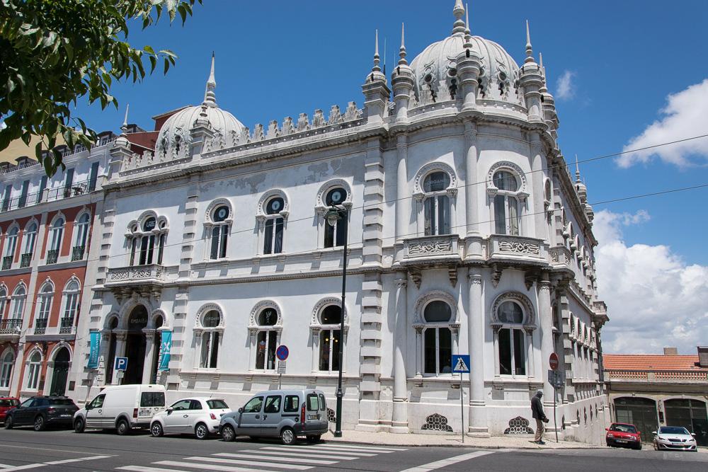 60 Portugal Lissabon Embaixada Ariane Bille