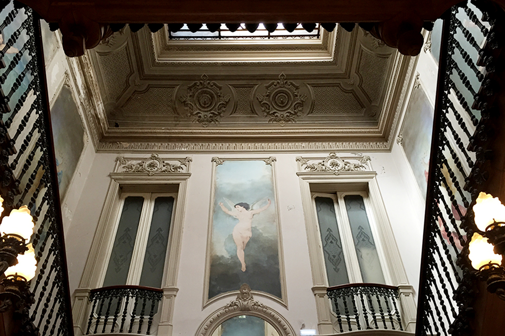 70 Portugal Lissabon Embaixada Ariane Bille
