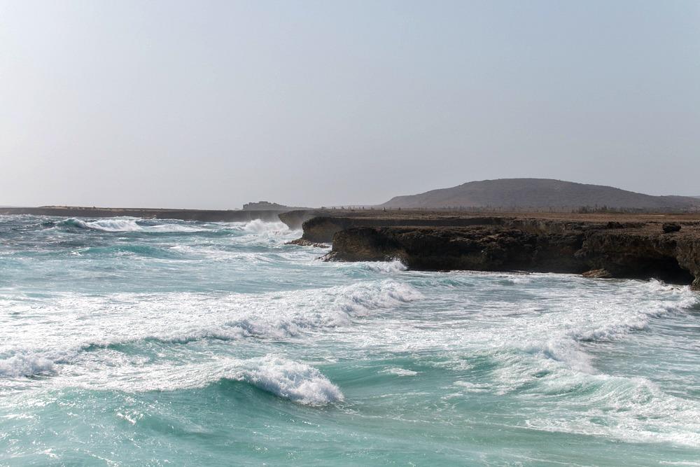 Aruba Karibik Strand Norden