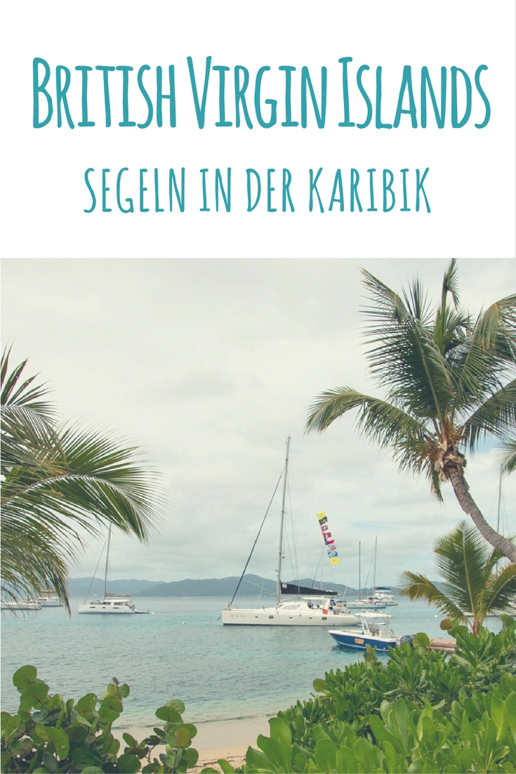 Segeln in der Karibik - British Virgin Islands