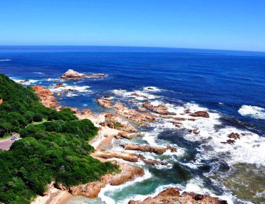 Garden Route in Südafrika