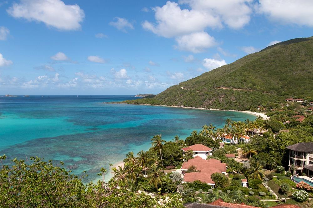 Karibik Britische Jungferninseln Hotel