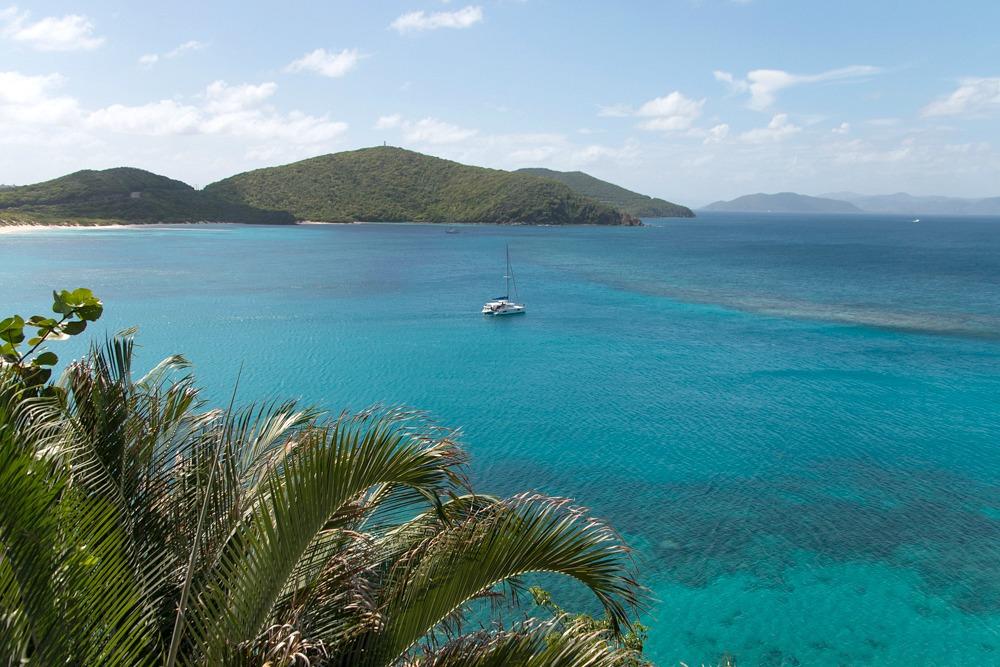 Karibik Caribbean Virgin Gorda