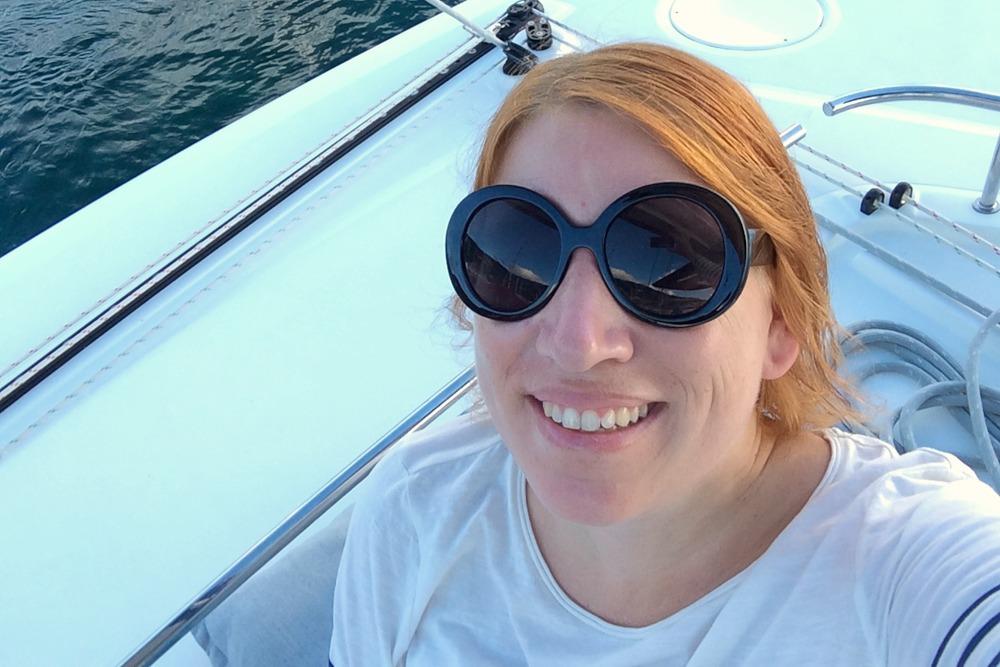 Karibik Reiseblogger Anja Beckmann