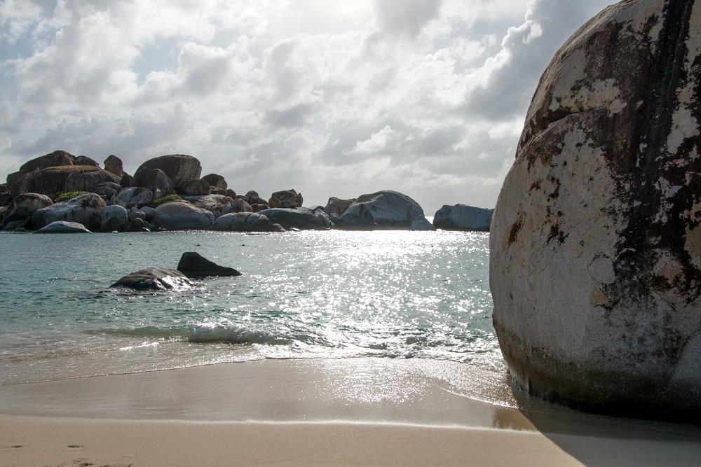 Karibik Strand Devil's Bay