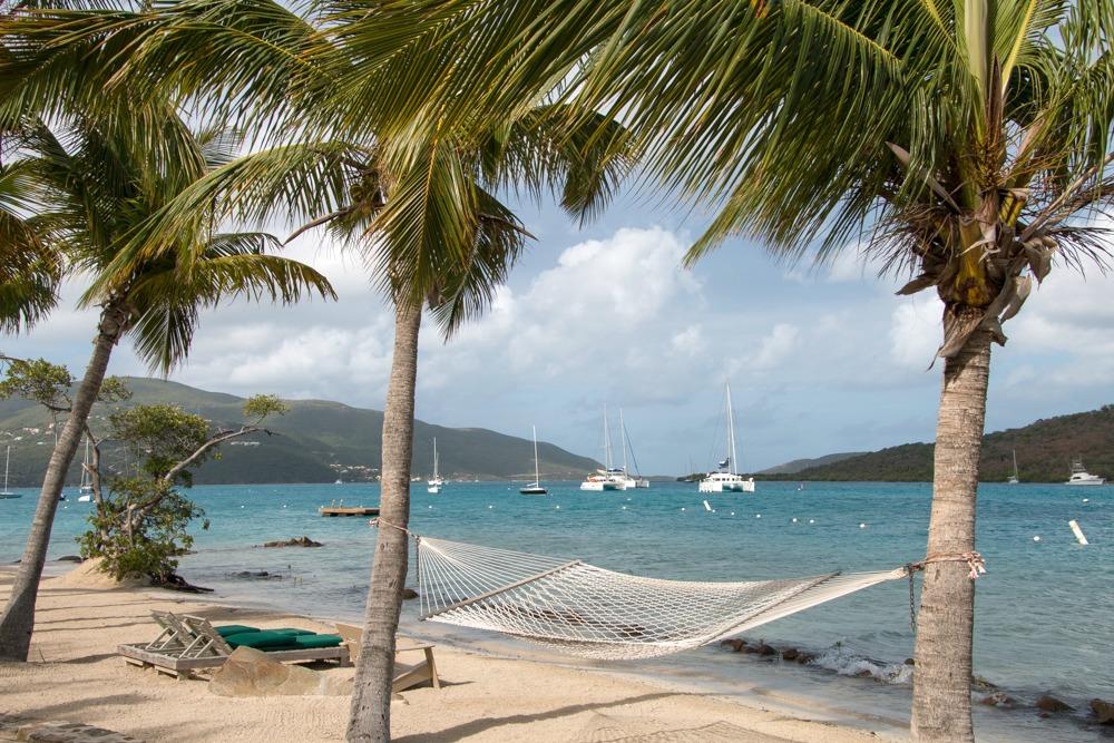 Karibik Strand Virgin Gorda - Reiseblog