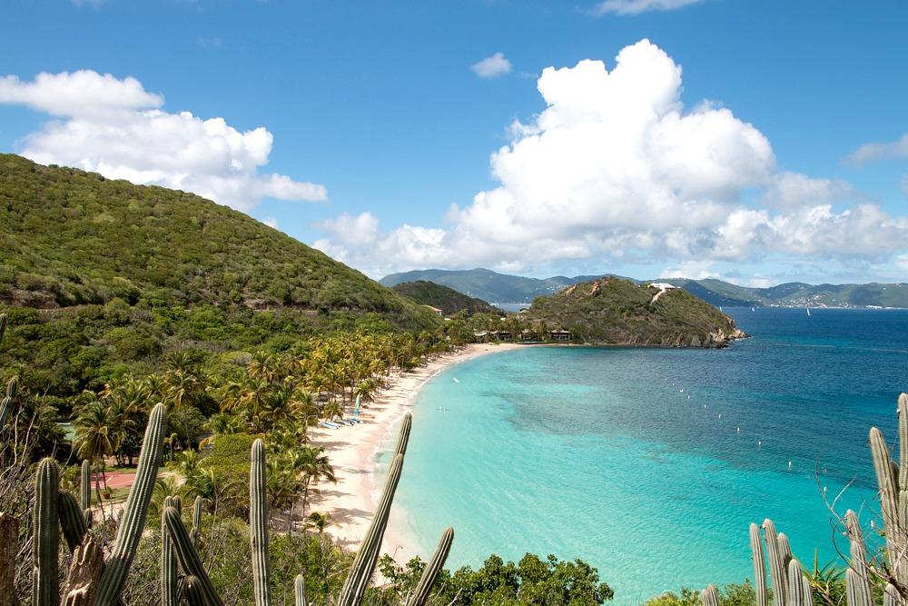 Karibik Traumstrand BVI