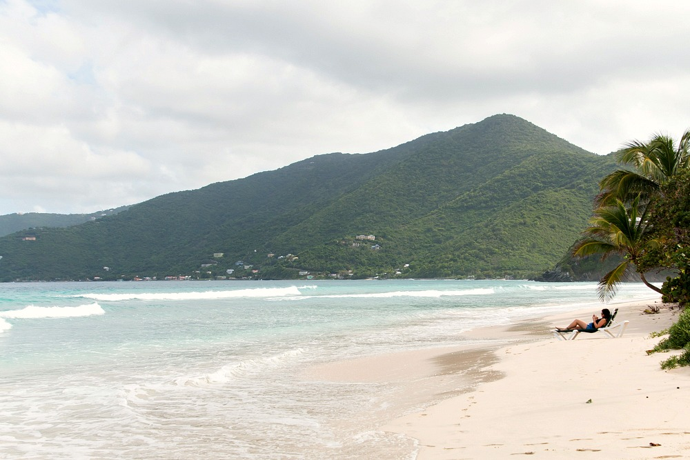 Long Bay Beach Tortola Britische Jungferninseln - Reiseblogs