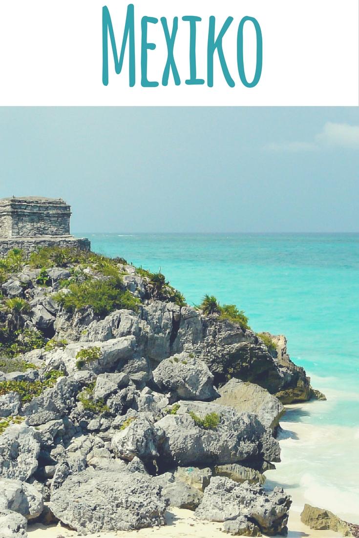 Yucatan (Mexiko): Geheimtipps einer Einheimischen zu Sehenswürdigkeiten, Stränden, Hotels und Restaurants - an Orten wie Cancun, Playa del Carmen, Tulum undIsla Holbox #Mexiko #Yucatan #Reiseblog #Reiseblogger