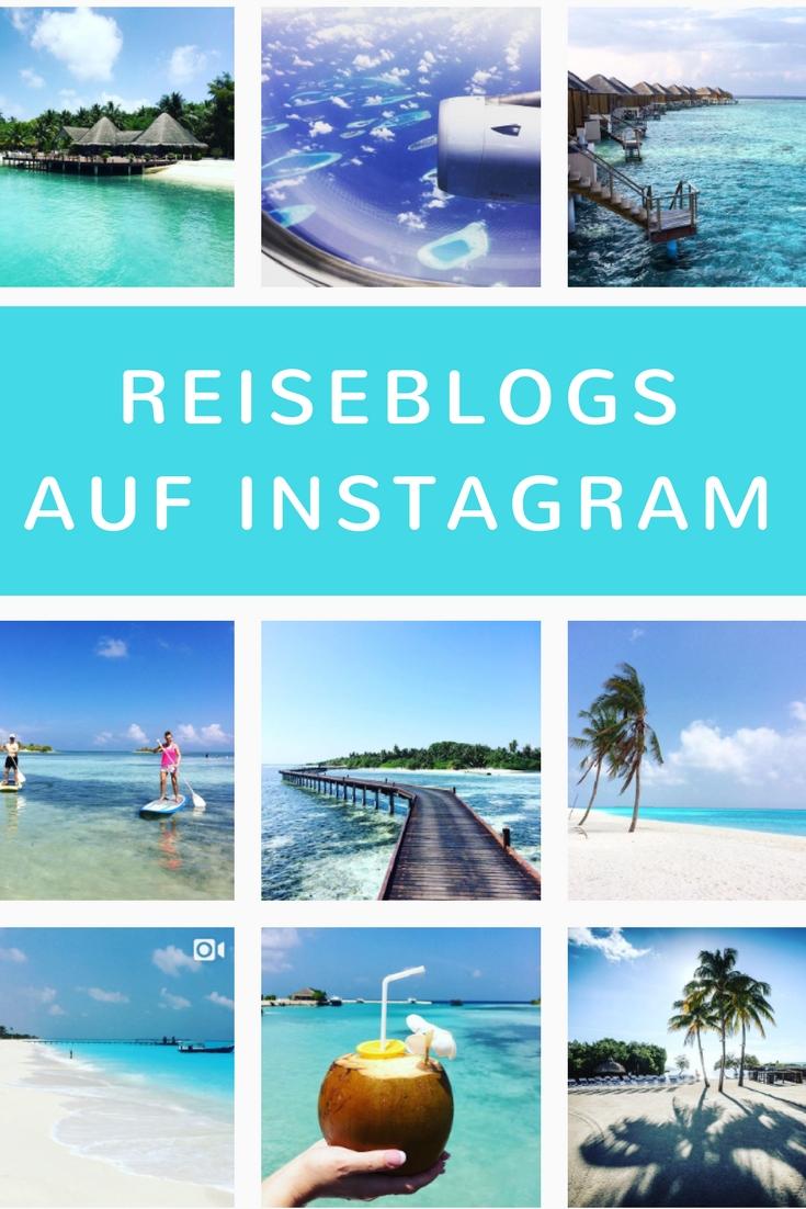 Reisetipps und Inspiration für den Urlaub: Reiseblogs auf Instagram – meine 10 Reiseblogger Lieblinge verrate ich euch im Artikel. #Instagram #Reiseblog #Reiseblogger