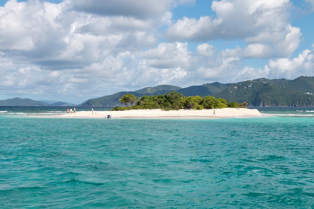 Sandy Spit British Virgin Islands