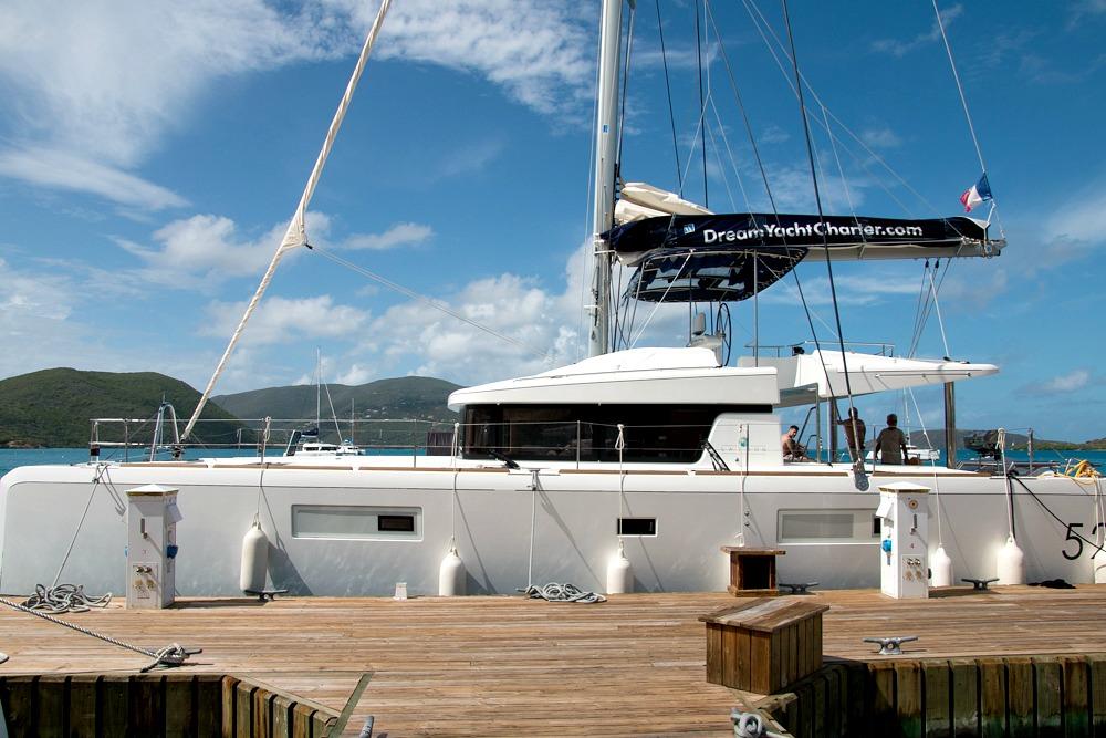 Segeln British Virgin Islands Karibik
