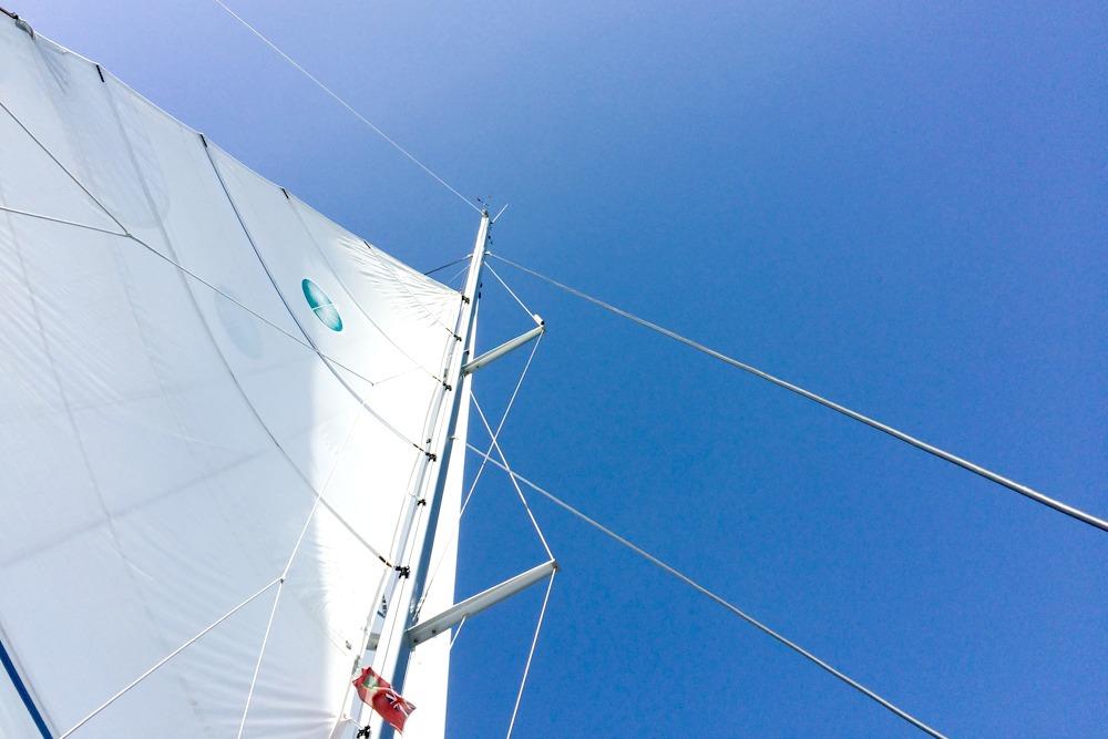 Segeln Sail Karibik Caribbean BVI