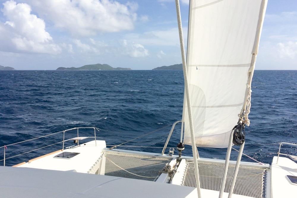 Segeln Sail Karibik Caribbean
