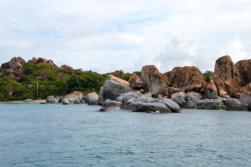 Virgin Gorda British Virgin Islands Karibik