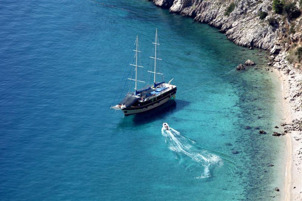Kroatien Boot