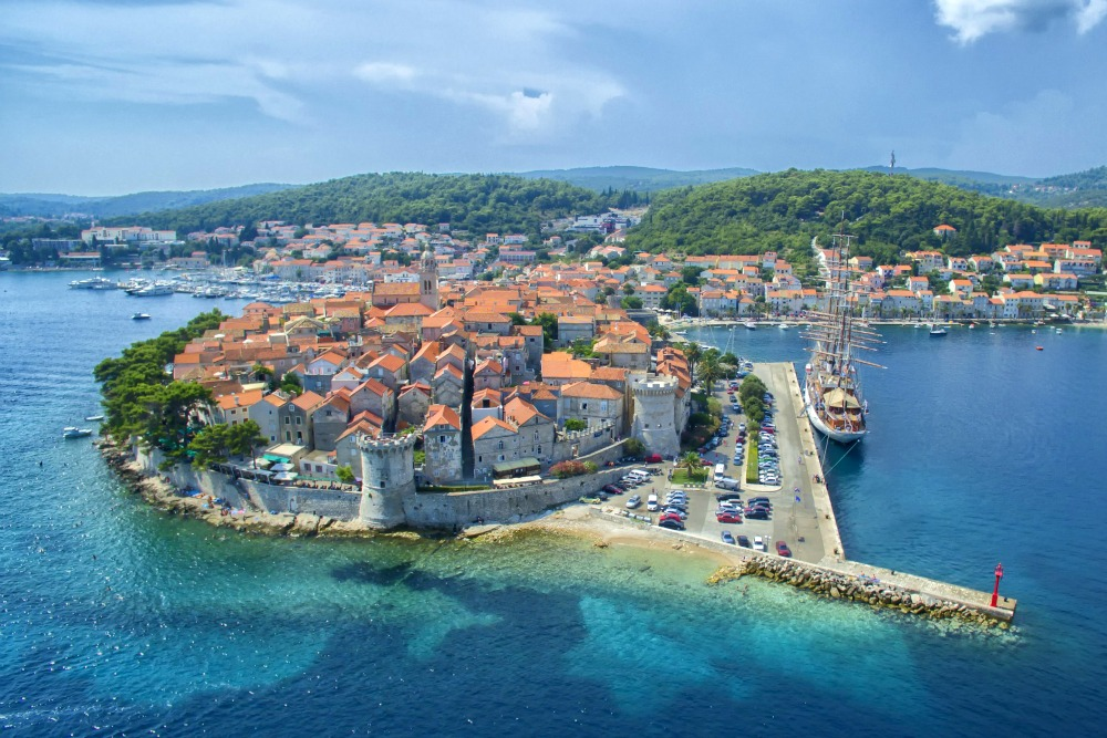 Urlaubsziel Kroatien