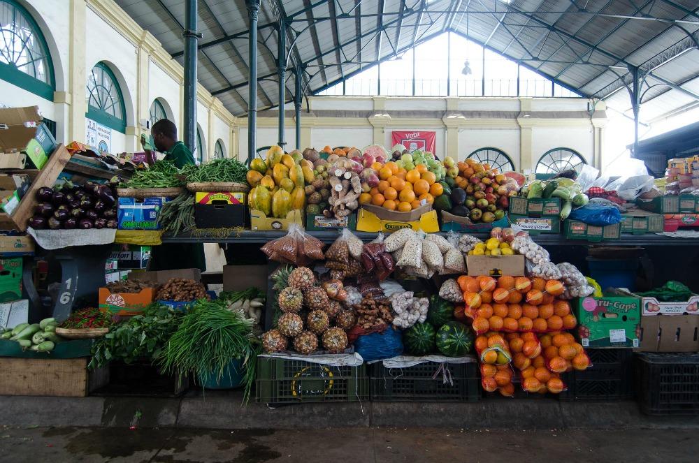Maputo Markt