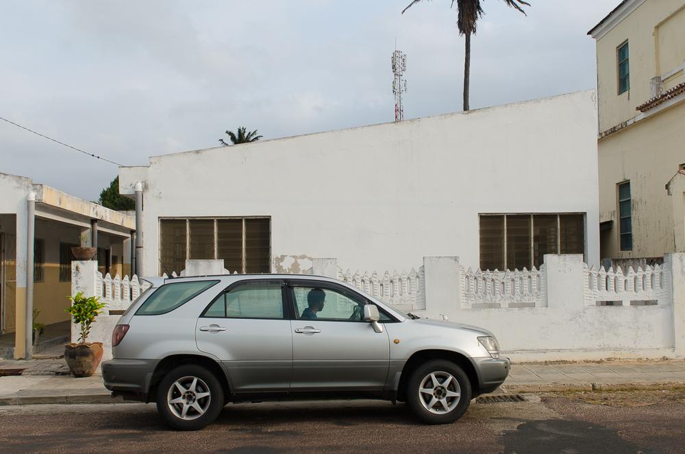 Mosambik Autofahren