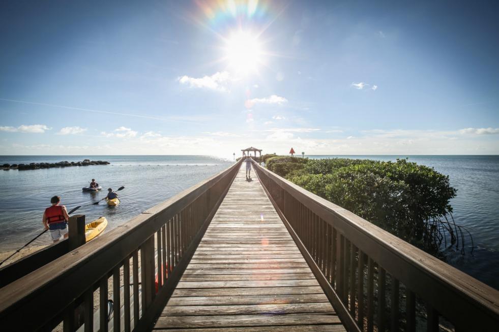 Key Largo Kanutour