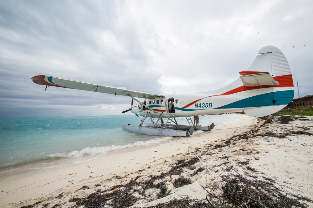 Florida Keys Wasserflugzeug
