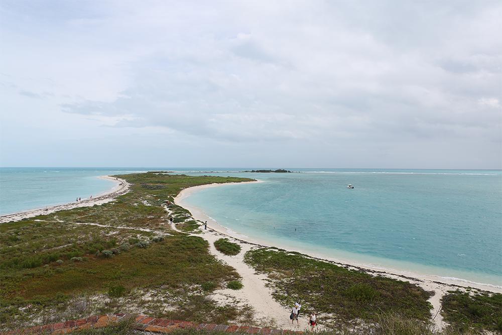 Florida Keys Sehenswürdigkeiten Dry Tortugas