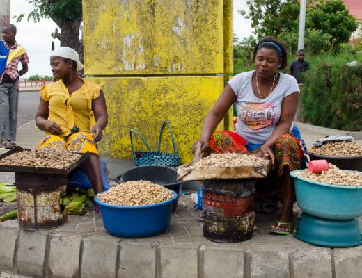 Mosambik, Afrika