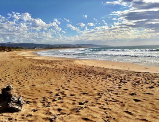 Die Ostküste von Australien