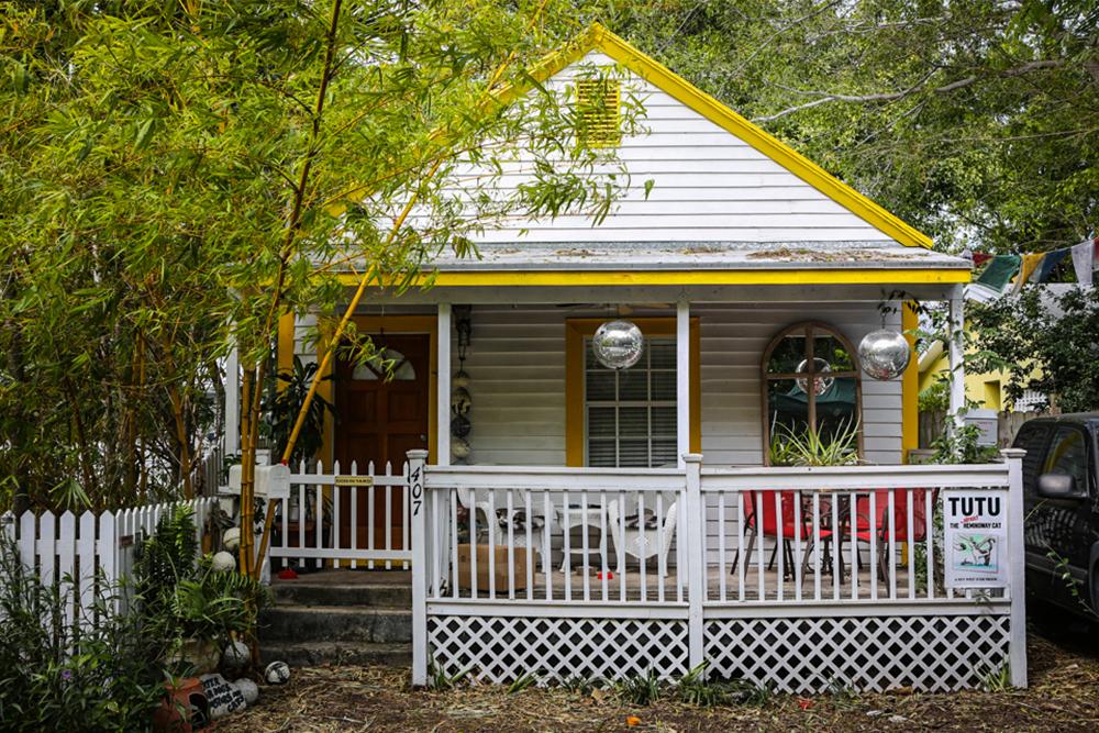 Key West Holzhaus