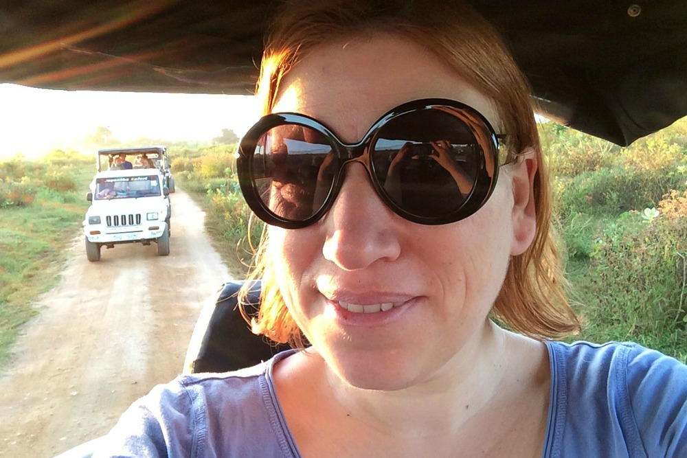 1 Reiseblogger Anja Beckmann Sri Lanka Safari