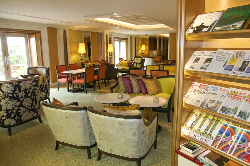5 Sterne Hotel Dusit Thani Bangkok_
