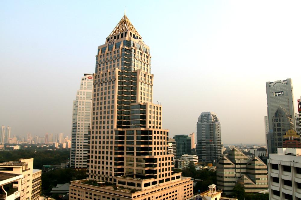 Aussicht Bangkok Thailand
