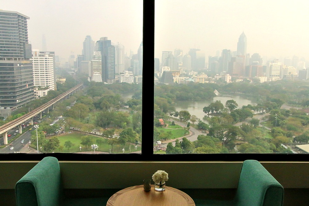 Aussicht Hotel Bangkok Thailand