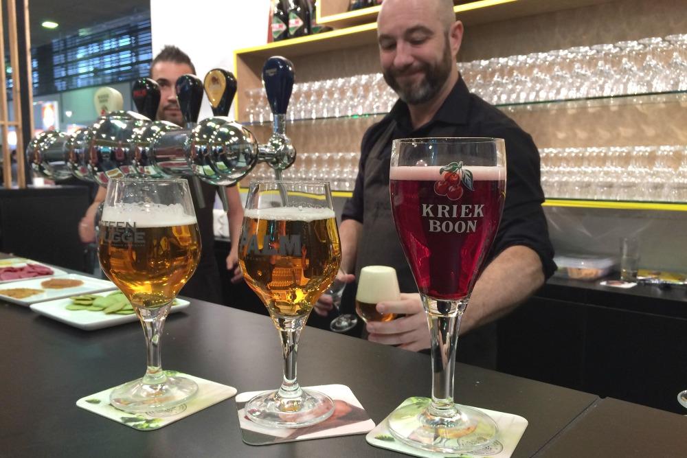 Bier Reiseblogger Event ITB Flandern Belgien