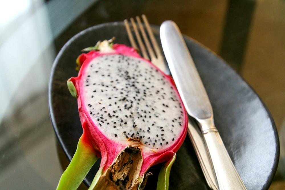 Dusit Thani Bangkok Thailand Drachenfrucht
