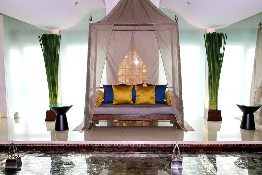 Dusit Thani Bangkok Thailand Spa